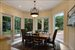 6031 Le Lac Road, Dining Room