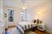 437 2nd Street, 3, Serene master bedroom with original marble mantle