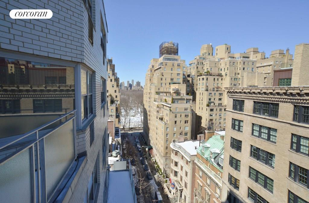 20 East 68th Street, 15B, View from your private terrace
