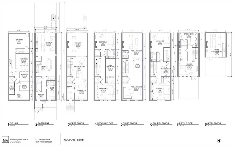 New York City Real Estate | View 471 West End Avenue | Floorplan