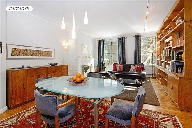 325 West 52nd Street, 2B, Living Room