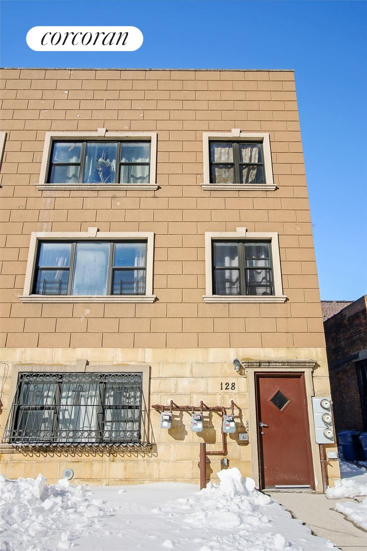Corcoran 128 Patchen Avenue Bedford Stuyvesant Real