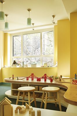 New York City Real Estate | View 200 East 66th Street, #A17-01 | Children's playroom by Roto Studio