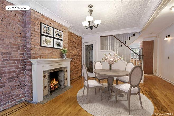 Corcoran 274 Hoyt Street Carroll Gardens Real Estate Brooklyn