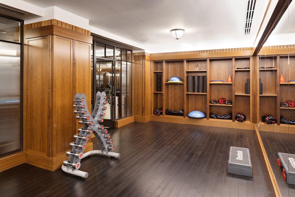 Fitness center managed by La Palestra