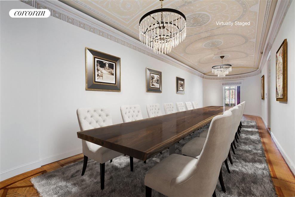 Dining Room/Oval Room