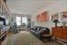 251 SEAMAN AVE, 6L, Living Room