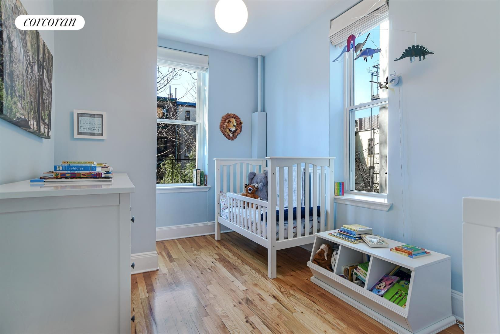 Corcoran, 654 Carroll Street, Apt. 2R, Park Slope Real Estate ...
