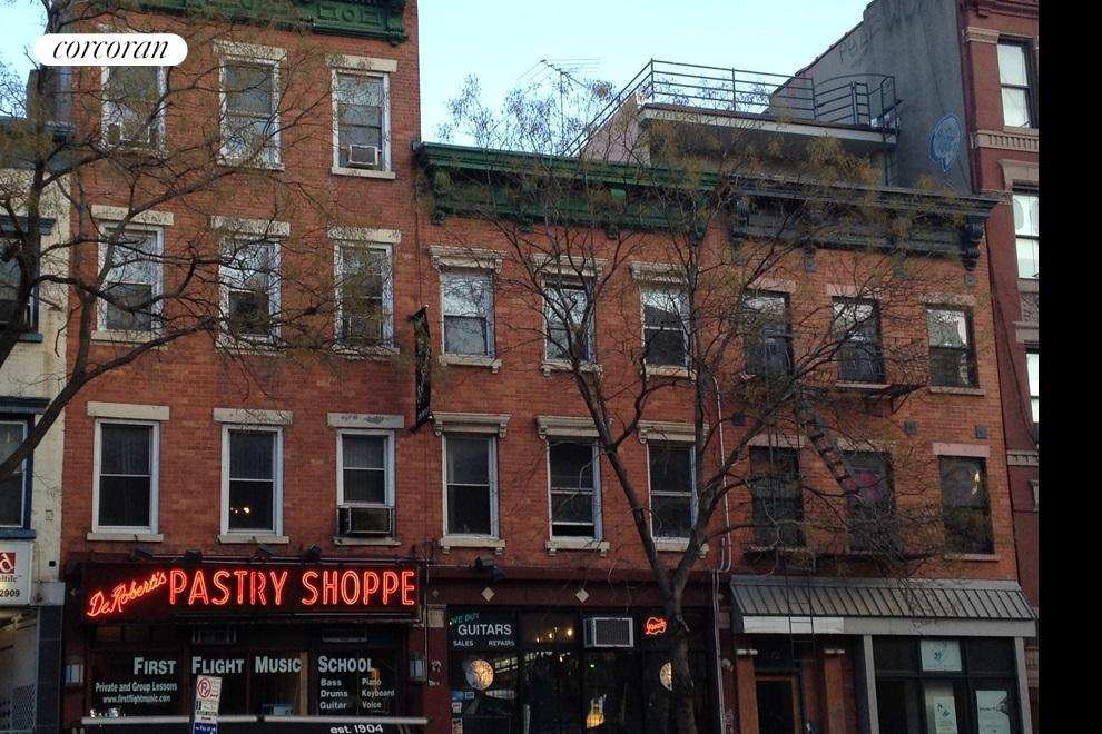174-176 First Avenue, East Village