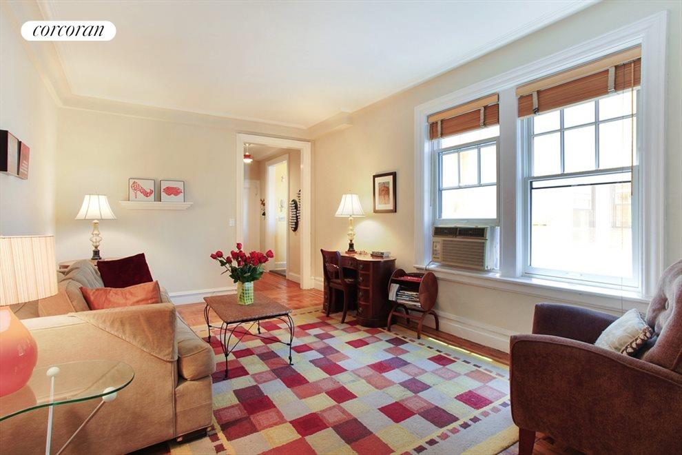 New York City Real Estate | View 15 West 11th Street, #8A | Living Room