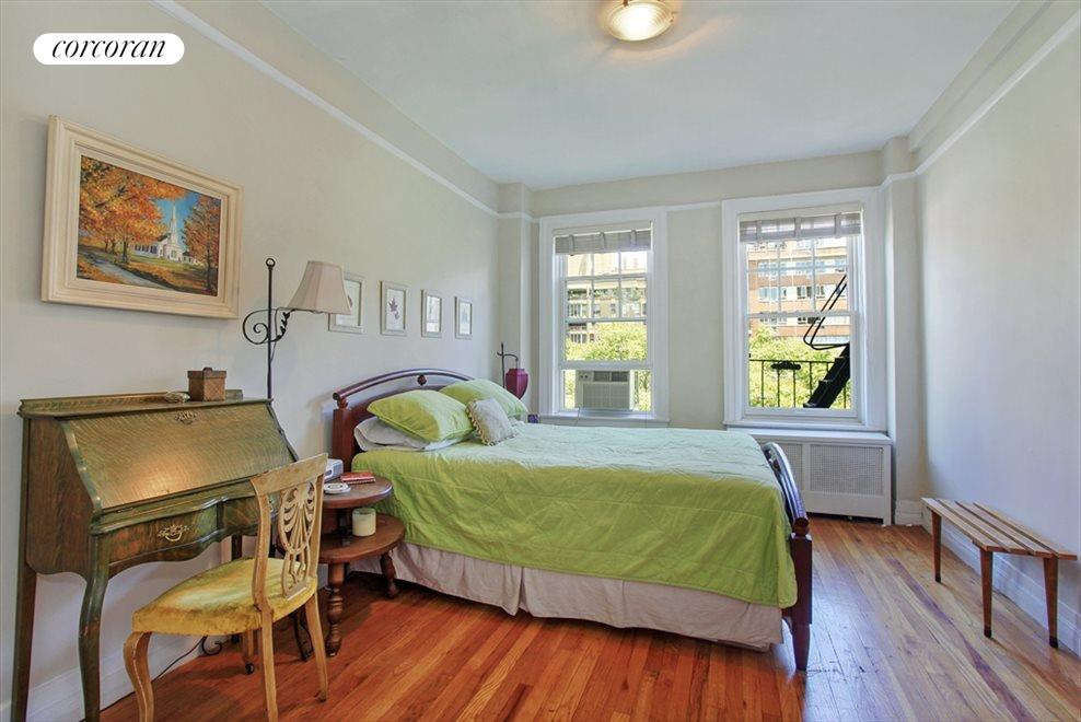 New York City Real Estate | View 15 West 11th Street, #8A | Bedroom