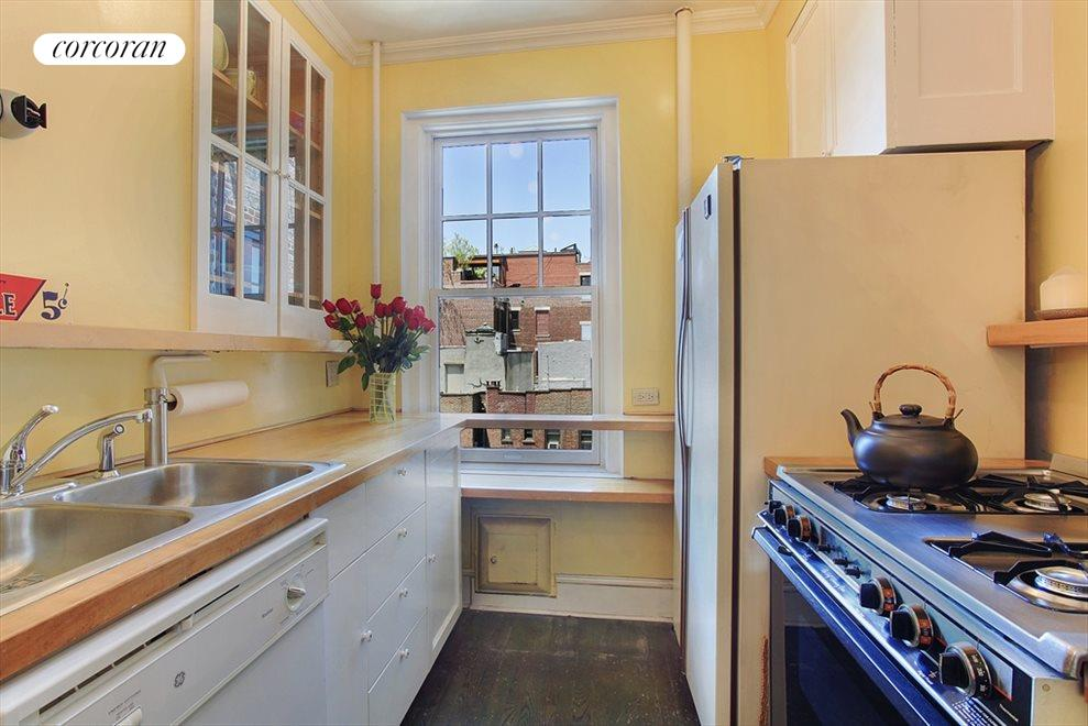 New York City Real Estate | View 15 West 11th Street, #8A | Kitchen