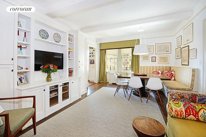 20 West 77th Street, 10A, Living Room