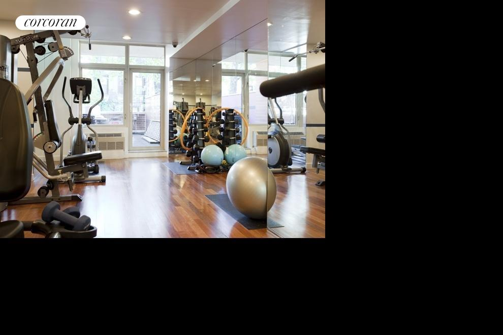 Brand New Gym Included