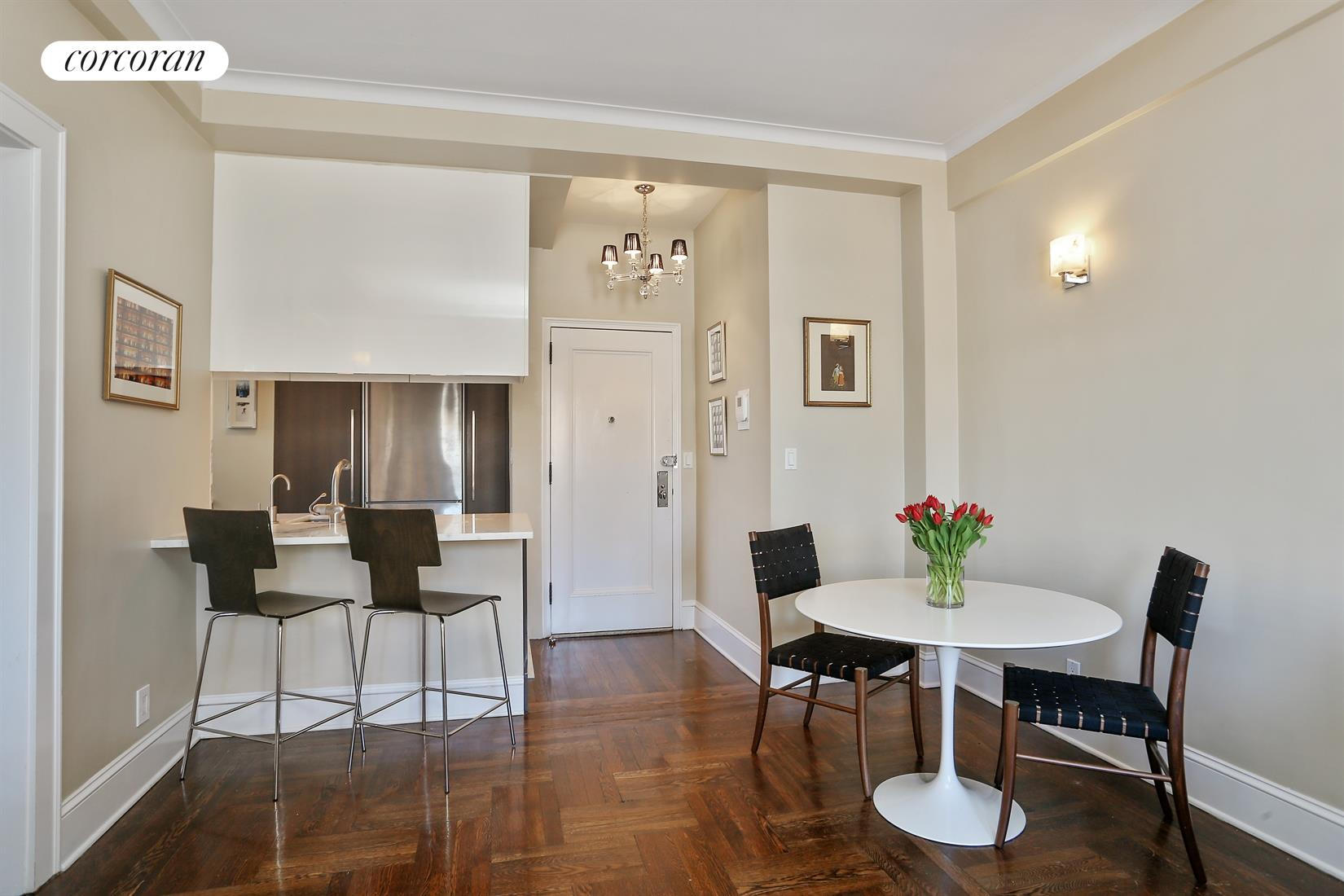 151 West 74th Street, 7D, Bright, North Facing Living Room