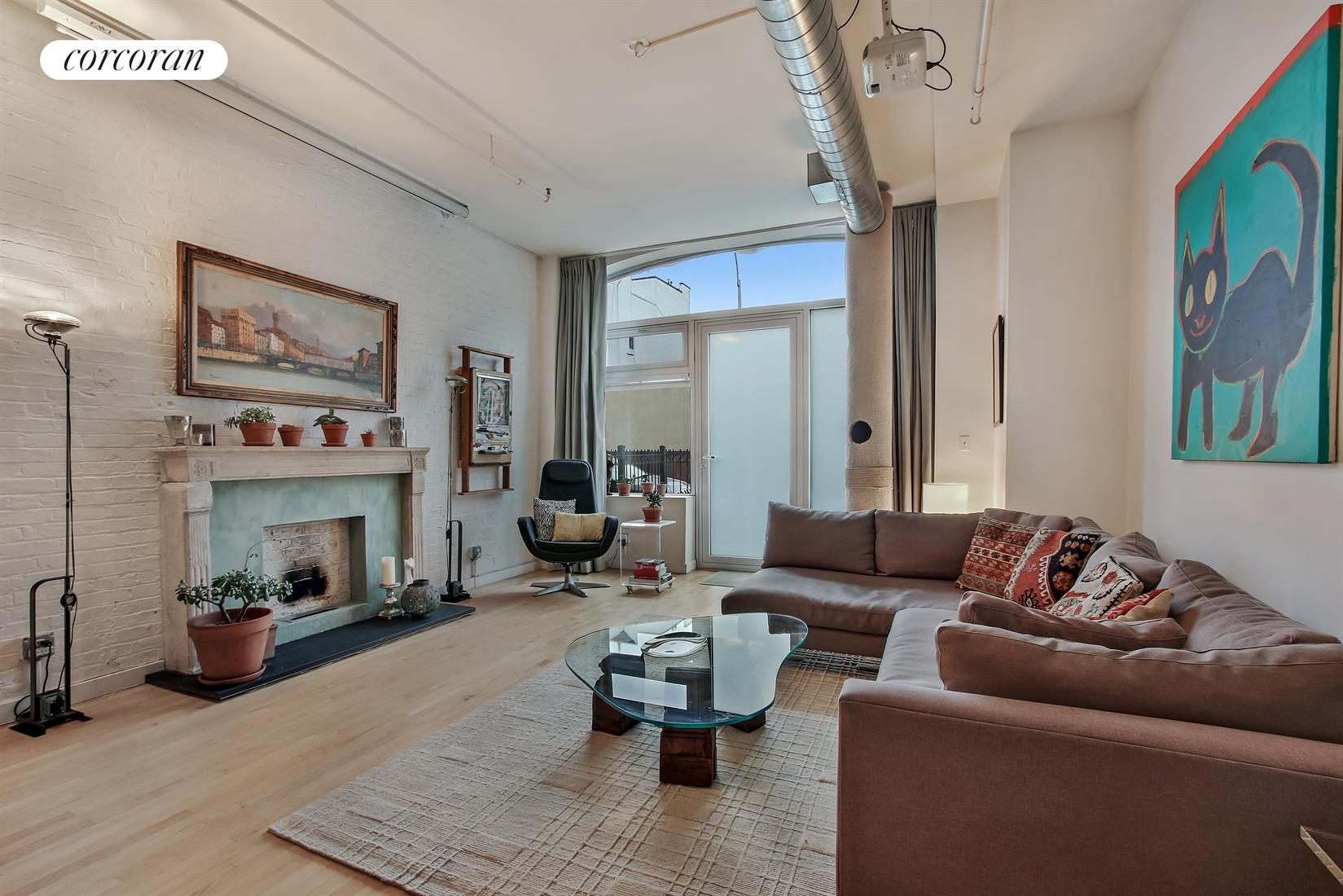 95 Lexington Avenue, 1A, Living Room