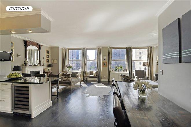 350 East 82nd Street, 11DEF, Loft-Like Living w Oversized Windows Facing East