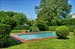 105 Buell Lane, Hedges and Pool