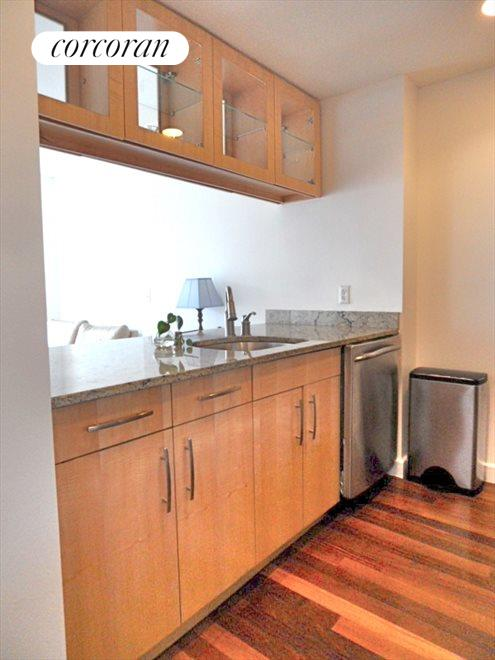 Open Kitchen with All New Appliances
