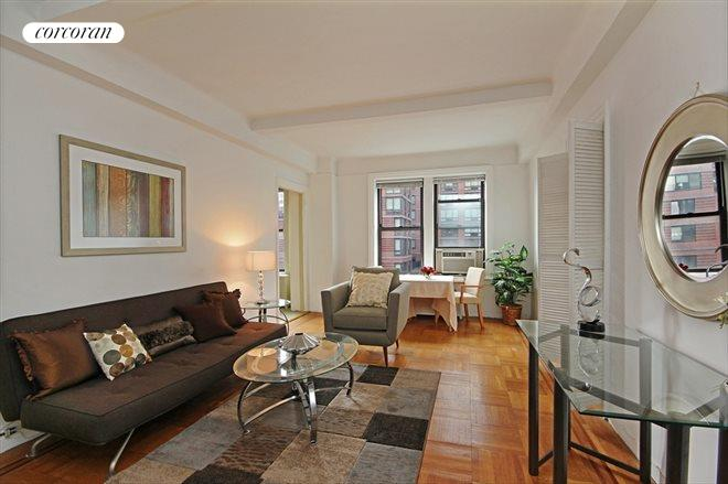 710 West End Avenue, 9D, Living Room