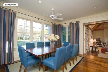 Dining Area With Access To Bluestone Terrace