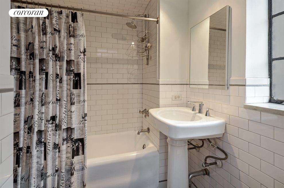 Bathroom (Windowed, South View)