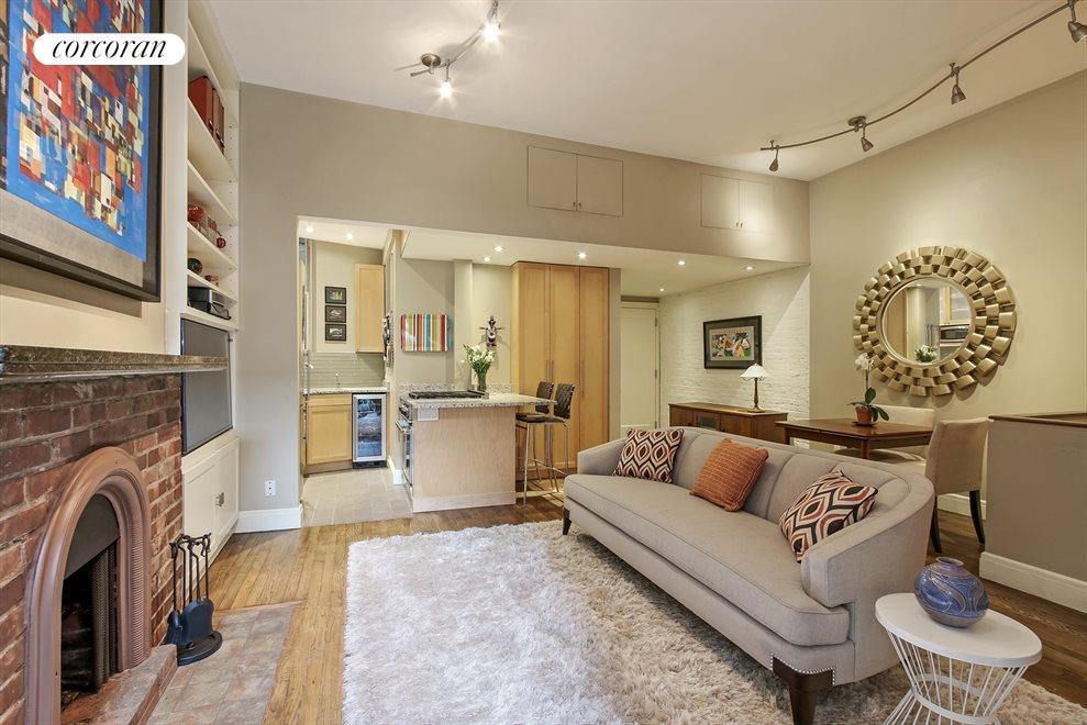 Comfortable Open Floorplan
