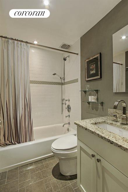 Beautifully Renovated Full Bathroom