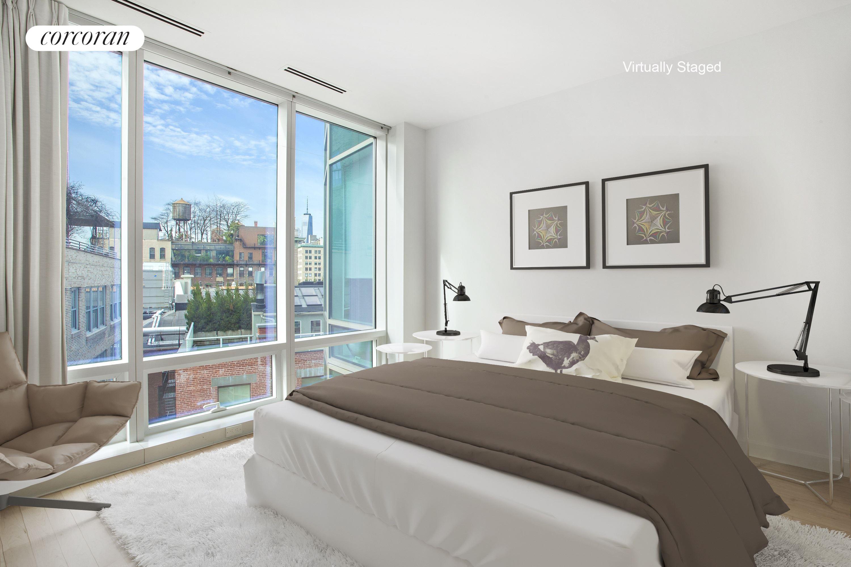 Corcoran 445 Lafayette Street Apt 8b Greenwich Village