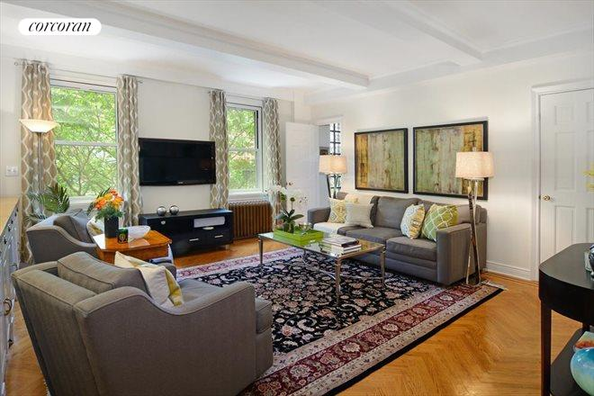 124 West 93rd Street, 7EF, Living Room