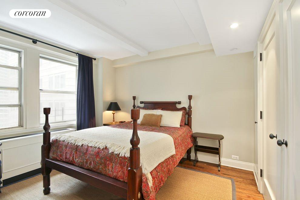 321 E 43rd St #4C, New York (321_E_FortyThird_#4C_Bedroom_JCahill)