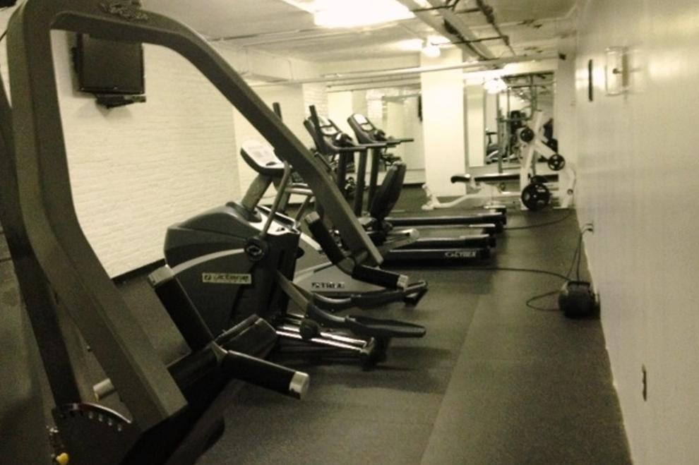 45 Central Park North Fitness Room