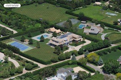 The Hamptons Real Estate | View 178 Bay Lane | Aerial