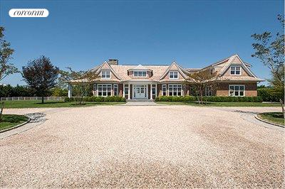 The Hamptons Real Estate | View 178 Bay Lane | front exterior