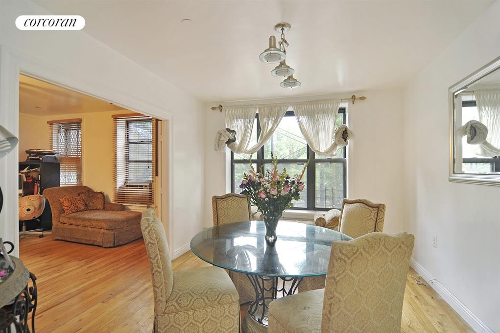 45 West 110th Street, 2F, Dining Room