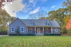 Price Adjustment - Custom Home Close To  Village & Beaches, Southampton