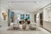 300 East 77th Street, 27/28B, Living Room