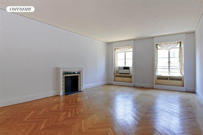 Corcoran 49 east 86th street apt 14c carnegie hill for Living room 86th street