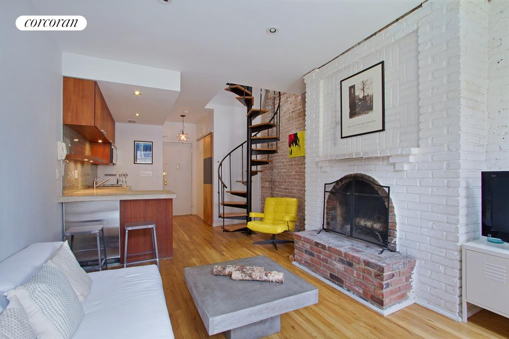 Corcoran 226 east 95th street apt 506 upper east side for Living room 86th street