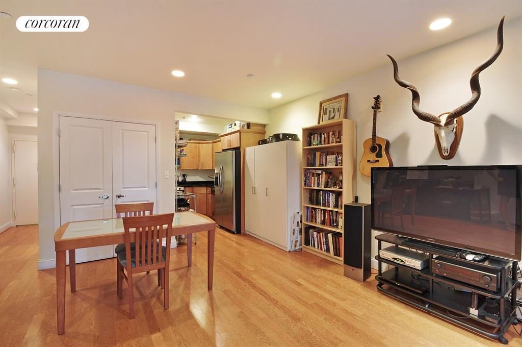 46 Lefferts Place, 2A, Living Room
