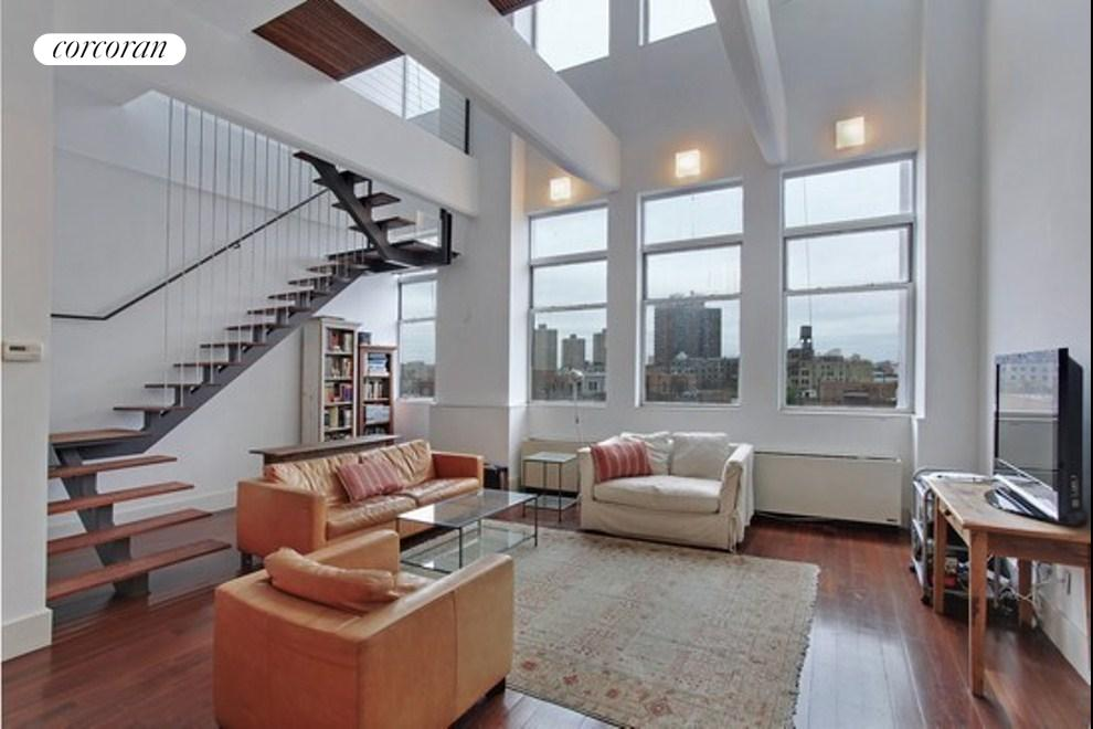 60 Broadway, 5C, Living Room