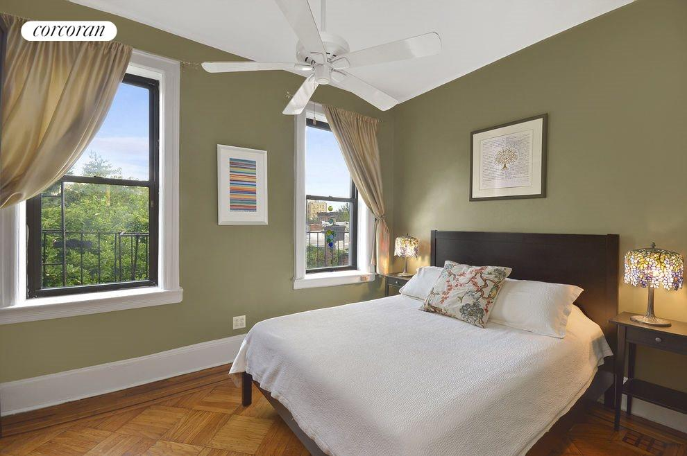Large & Bright Master Bedroom