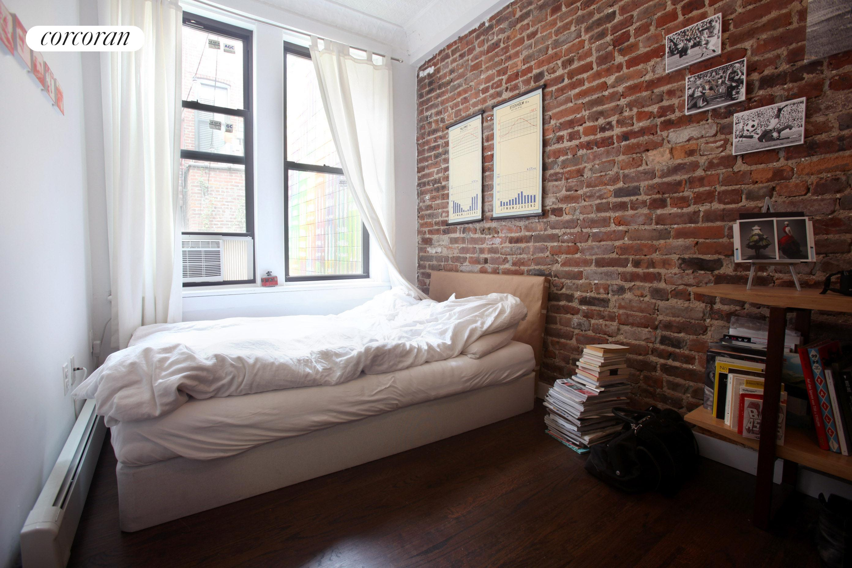 Perfect Corcoran, 32 Frost Street, Apt. 1, Williamsburg Rentals, Brooklyn Rentals,  Williamsburg Rental Building For Rent, New York Rentals, Maurice Singer Great Ideas