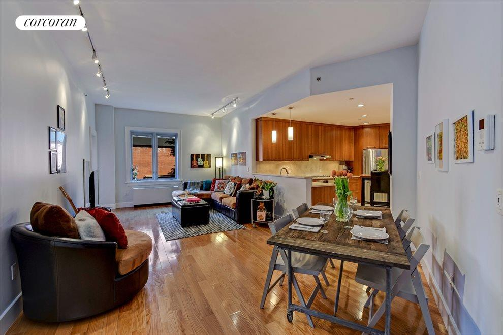 New York City Real Estate | View 12 McGuinness Blvd S, #2A | 1.5 Beds, 1 Bath