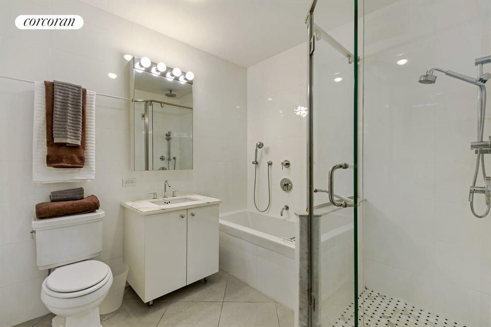 New York City Real Estate | View 12 McGuinness Blvd S, #2A | Bathroom