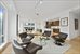 231 TENTH AVE, PH2, Living/Dining/Kitchen with Terrace