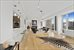 231 TENTH AVE, PH2, Open Living/Dining/Kitchen