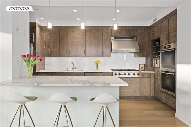 231 TENTH AVE, PH2, Open Chef's Kitchen with Double Dishwashers