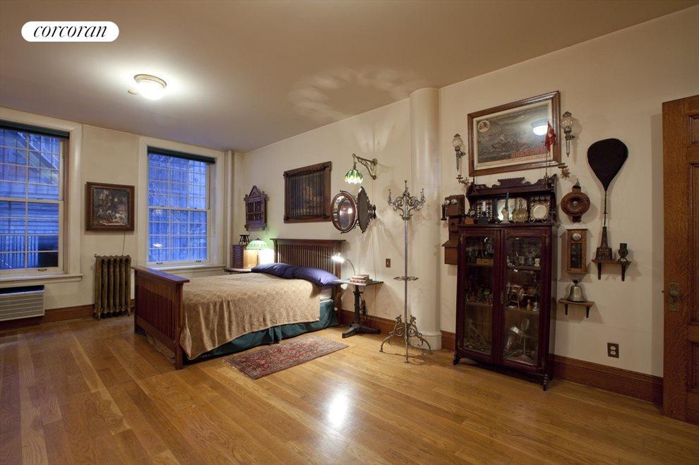Quiet Oversized Bedrooms