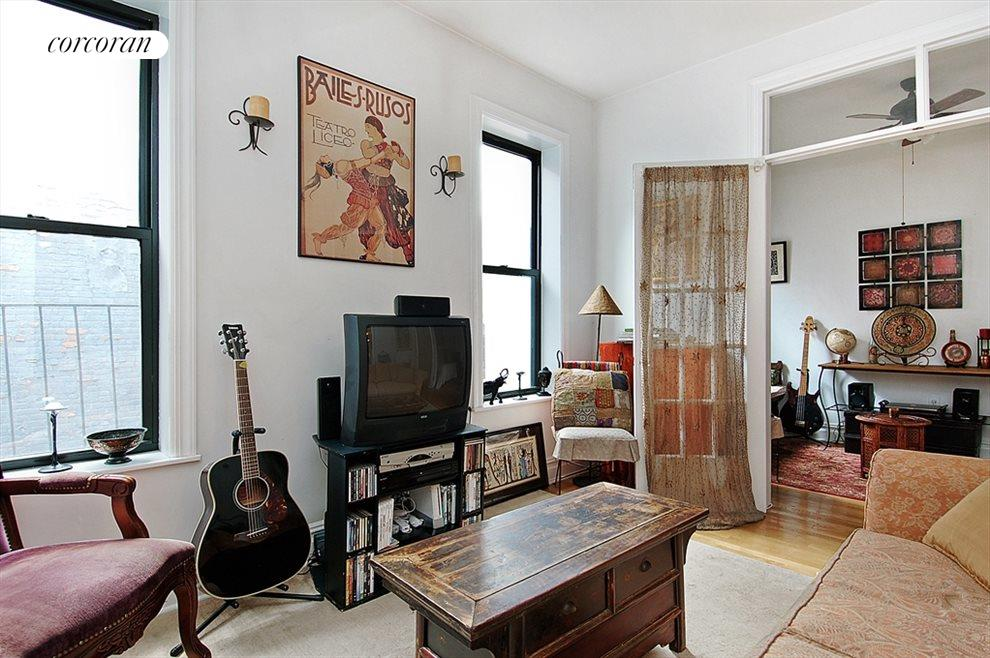 New York City Real Estate | View 126 East 12th Street, #6D | room 1